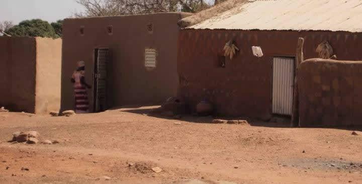 Tiebelé, el pueblo más bonito de Burkina Faso