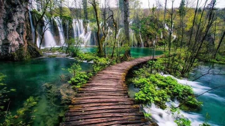 Visita a los lagos de Plitvice, o cuando la belleza se hace extrema