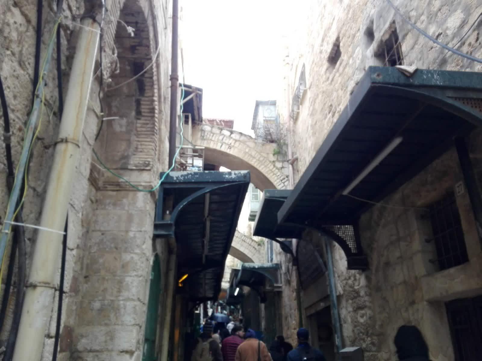 Visitar Israel... y un trocito de Palestina