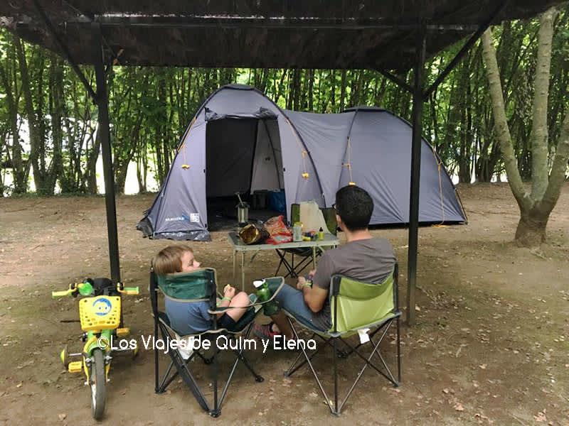 Ir de Camping, ¿qué necesitas?