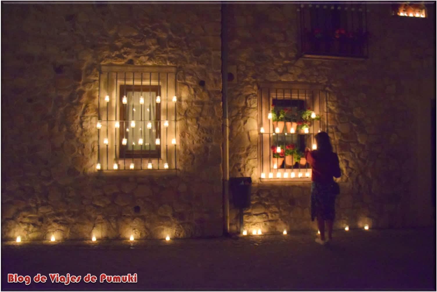 El Concierto y la Noche de las Velas de Pedraza en Segovia