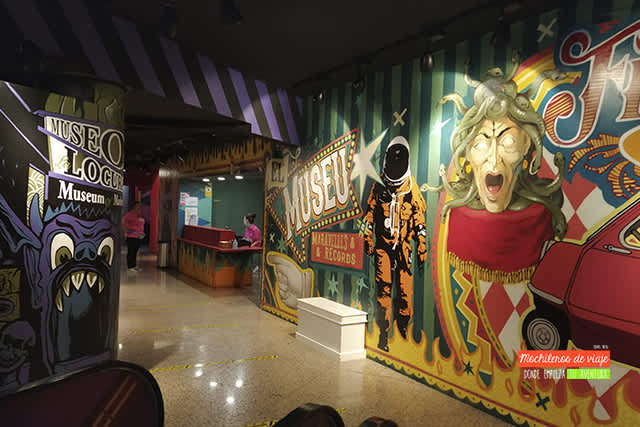 Visitar el Big fun museum en Barcelona plan divertido