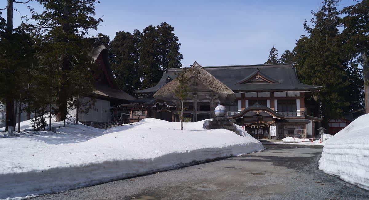Visitar Dewa Sanza – Las montañas sagradas de Dewa Ascensión al monte Haguro
