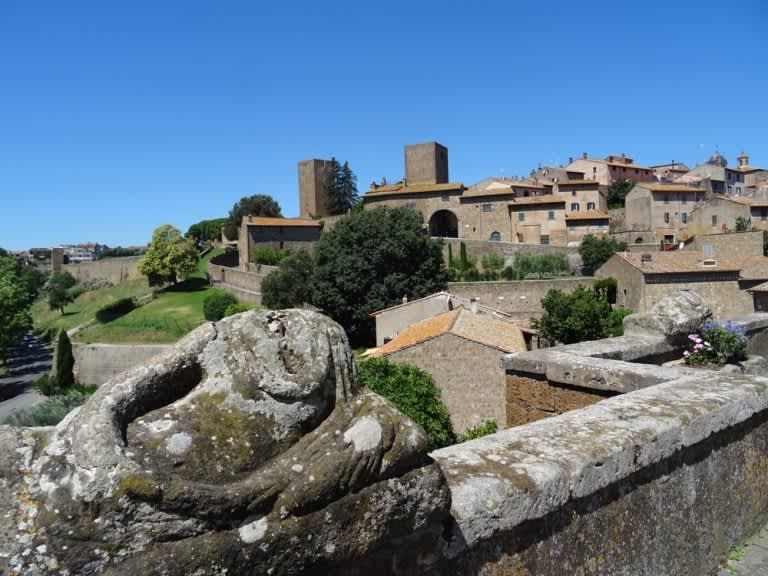 Tuscania, en busca de los campos de lavanda