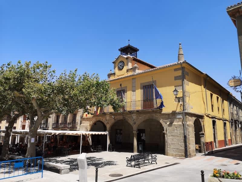 Qué ver en Piedrahíta   Ruta por Ávila