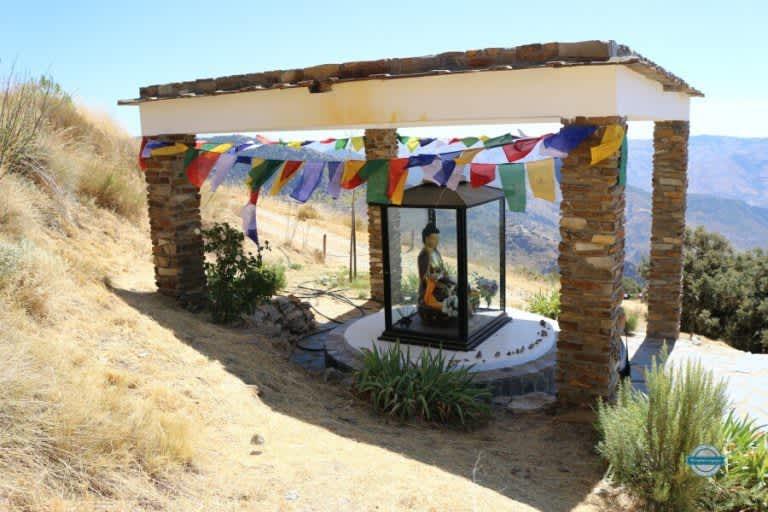 O Sel Ling: Centro Budista en la Alpujarra de Granada