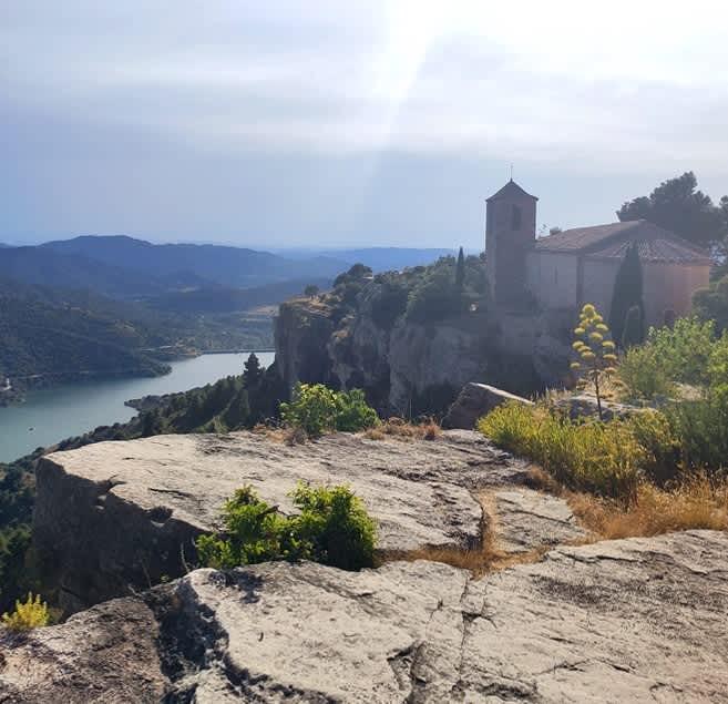 Siurana de Tarragona, una belleza en las montañas de Prades
