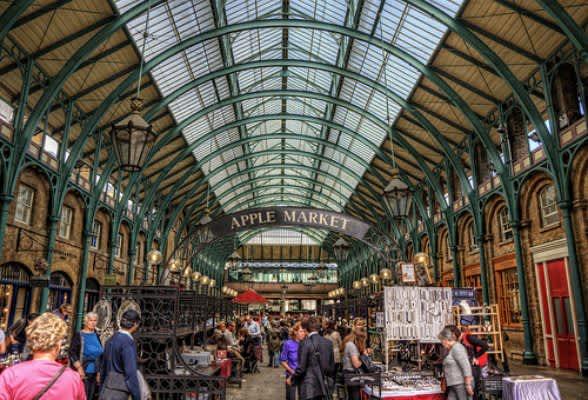 Visitar Covent Garden: ¿el Broadway de Londres?