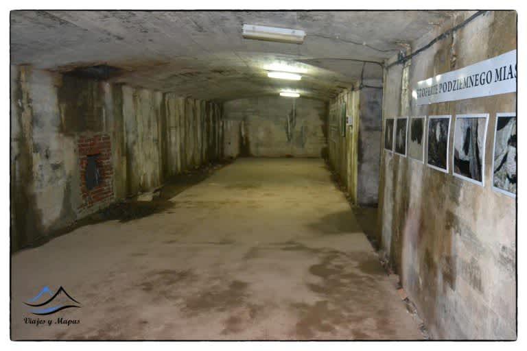 Qué ver en la Baja Silesia. Visita al Túnel de Osówka