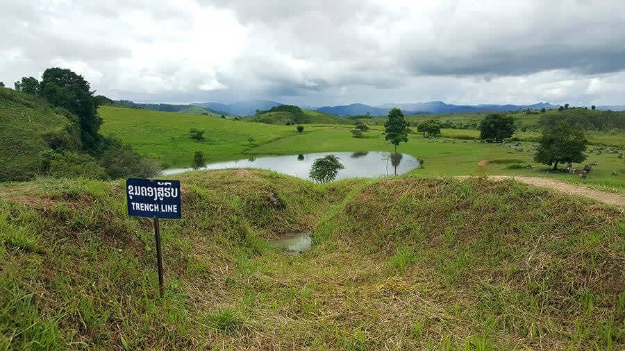 Viaje a la Guerra Secreta de Laos