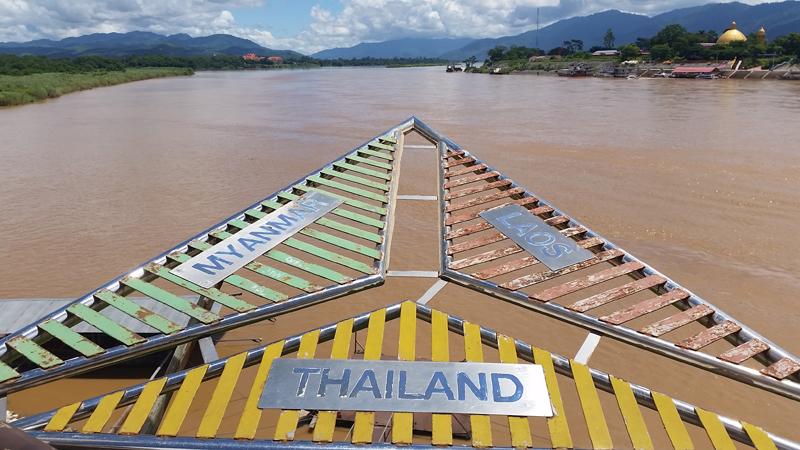 Triángulo de oro, Tailandia
