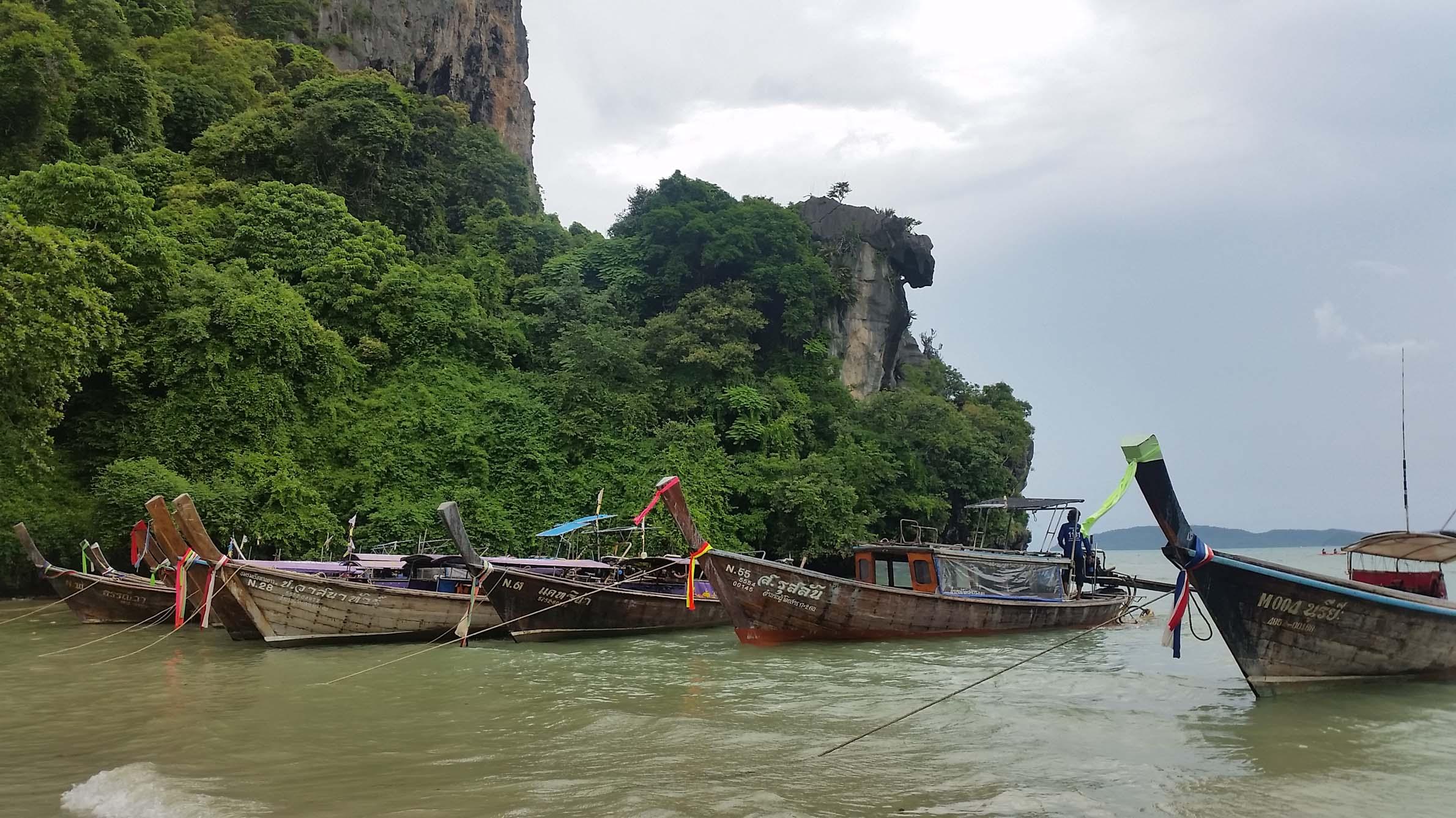 Railay Beach Tailandia