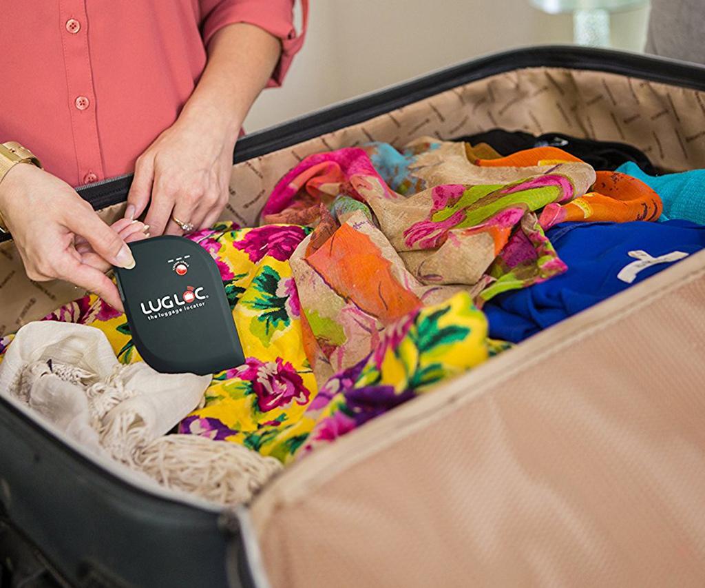 Lugloc Luggage Tracker localizador de equipaje