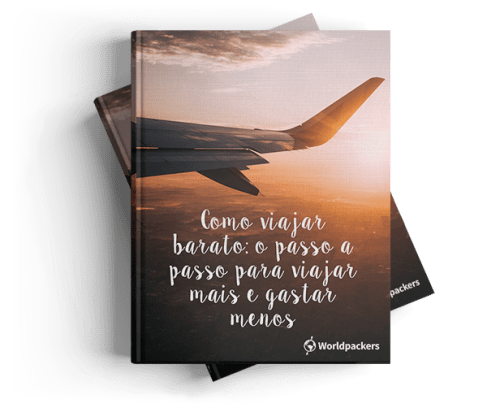 Ebook Viajar Barato pelo Mundo da Worldpackers