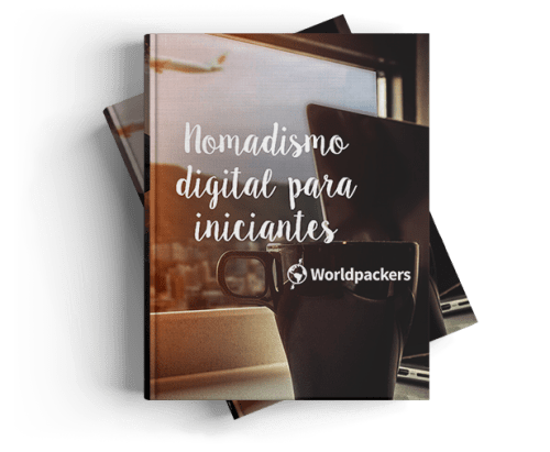 Ebook sobre Nômades Digitais da Worldpackers