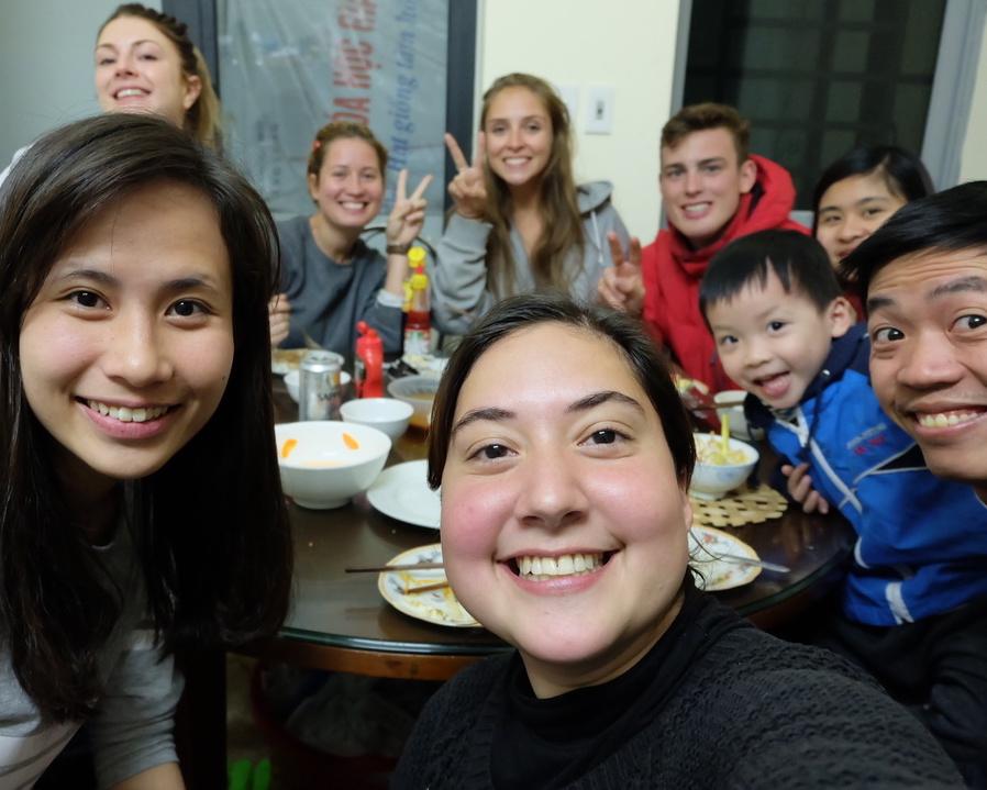 trabalho voluntário no exterior com a Worldpackers