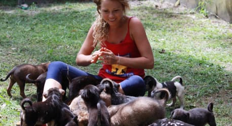 Opportunities in farms and ecovillages in Central America with Worldpackers