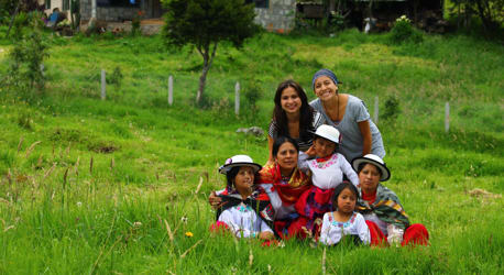 Volunteer opportunities in South America with Worldpackers