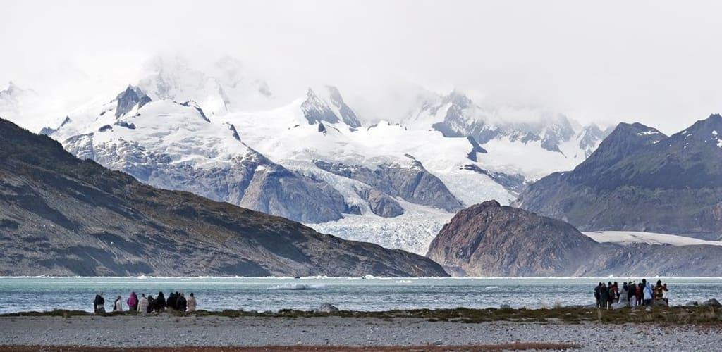 Entre los principales parques y reservas de América del Sur está el Parque Nacional Tierra del Fuego.