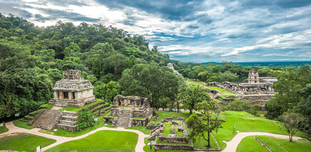 Sítios arqueológicos na América Latina