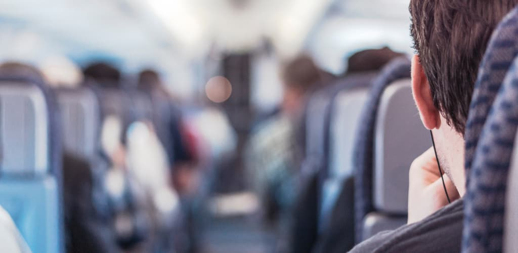 Ansiedade é um sintoma comum na primeira viagem internacional