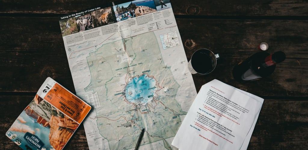 trip planning checklist