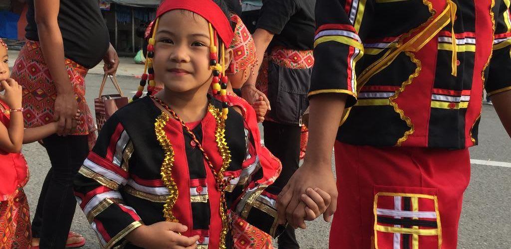 niño de las Filipinas