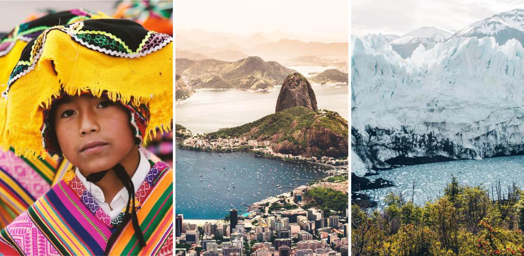 10 roteiros classicos de mochilão na América do Sul