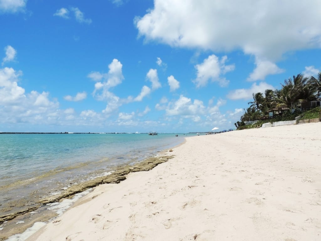 praia do gunga Maceió Alagoas