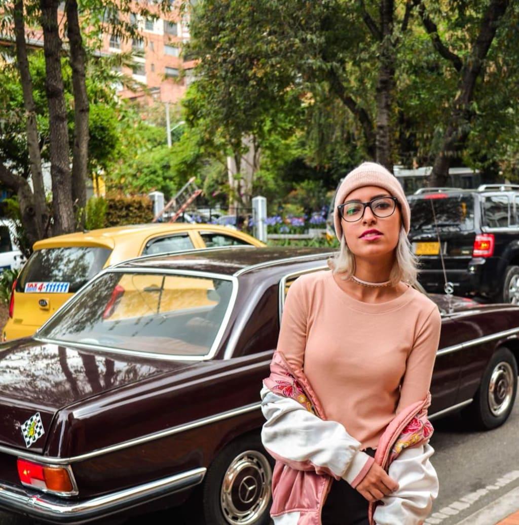 nathalia generoso é uma nomade digital da nova geração