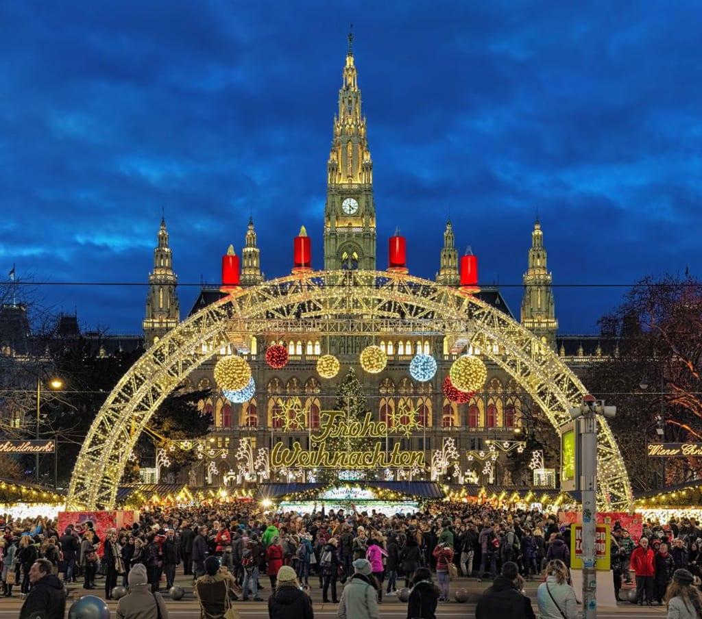Dicas de onde passar o natal e ano novo na Europa