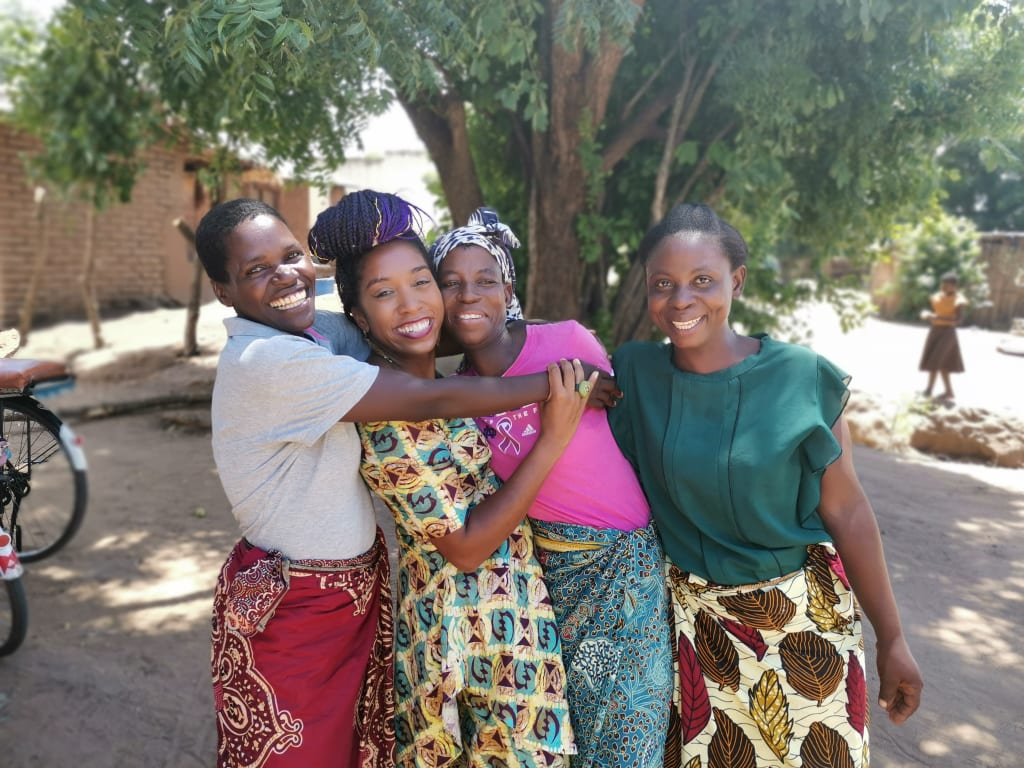 mulheres negras na africa