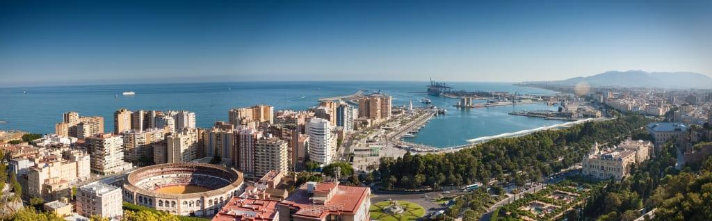 O que fazer em Málaga Espanha