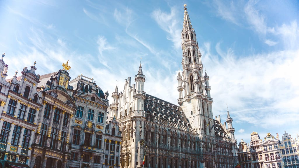 places to visit in Brussels