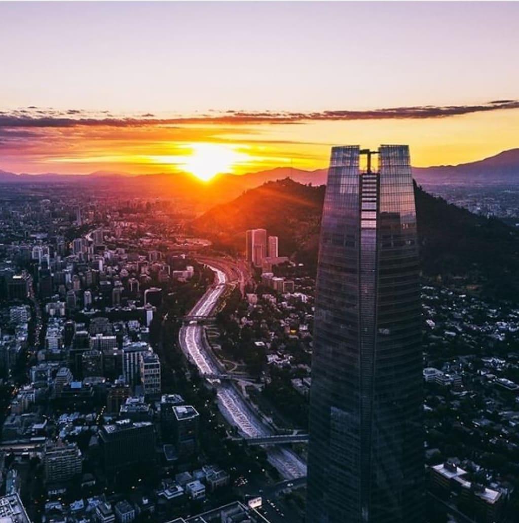 Guia para conhecer Santiago, Chile