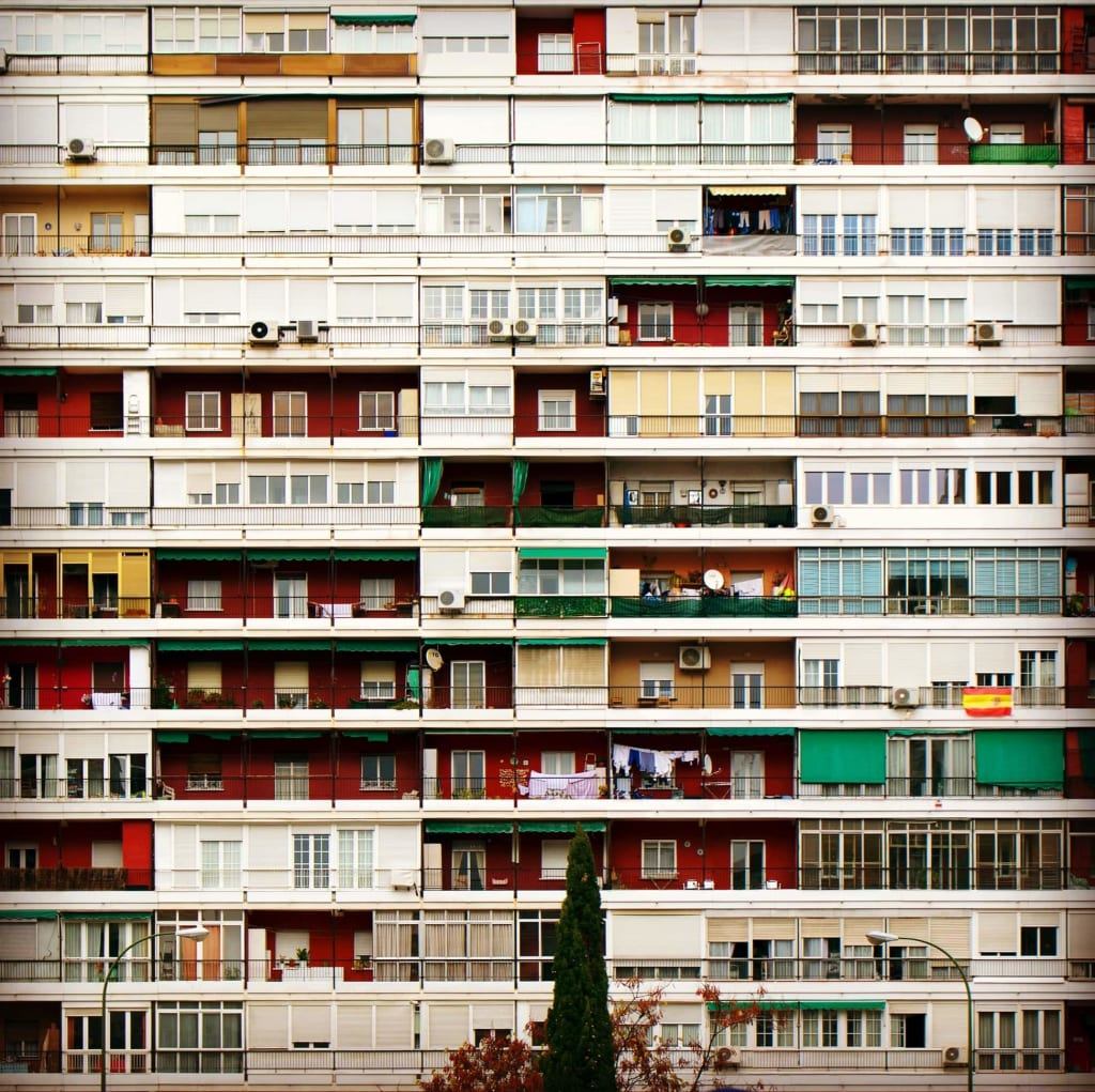 Madrid homestay