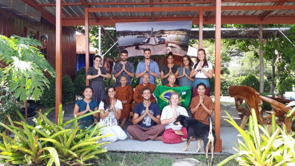 voluntariado-en-el-centro-de-meditacion-dhutang