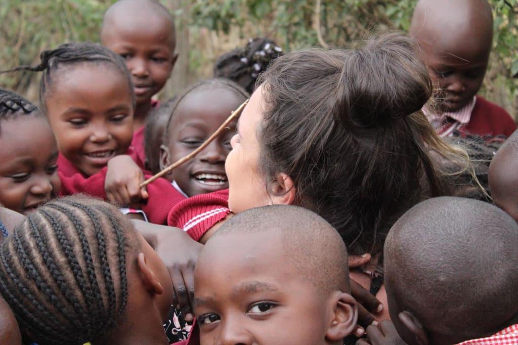 Ser voluntario é melhorar a vida de quem precisa