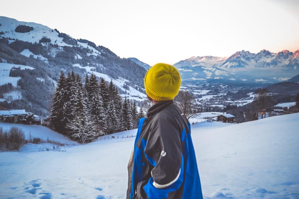 Relato de voluntariado nos Alpes Austríacos