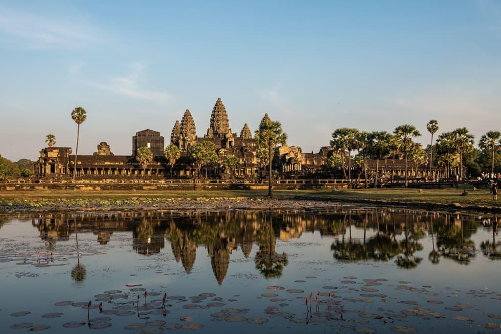 Viagem para Camboja e Laos