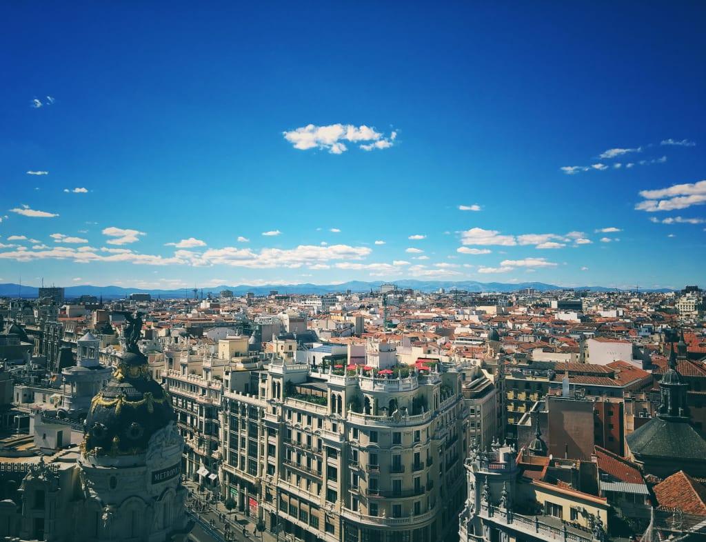 Madrid on a budget