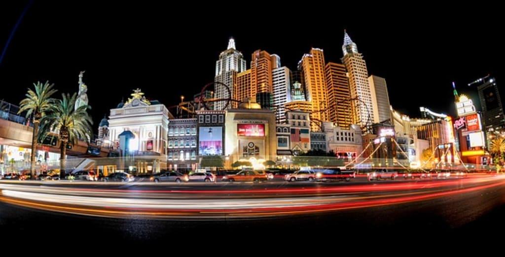 Guia do que fazer em Las Vegas
