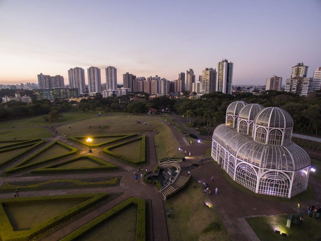 Guia do fazer em Curitiba