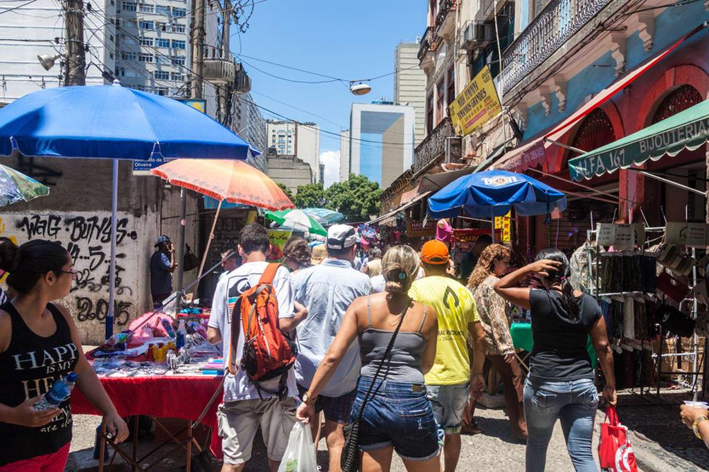 os melhores mercados de rua do Rio de Janeiro