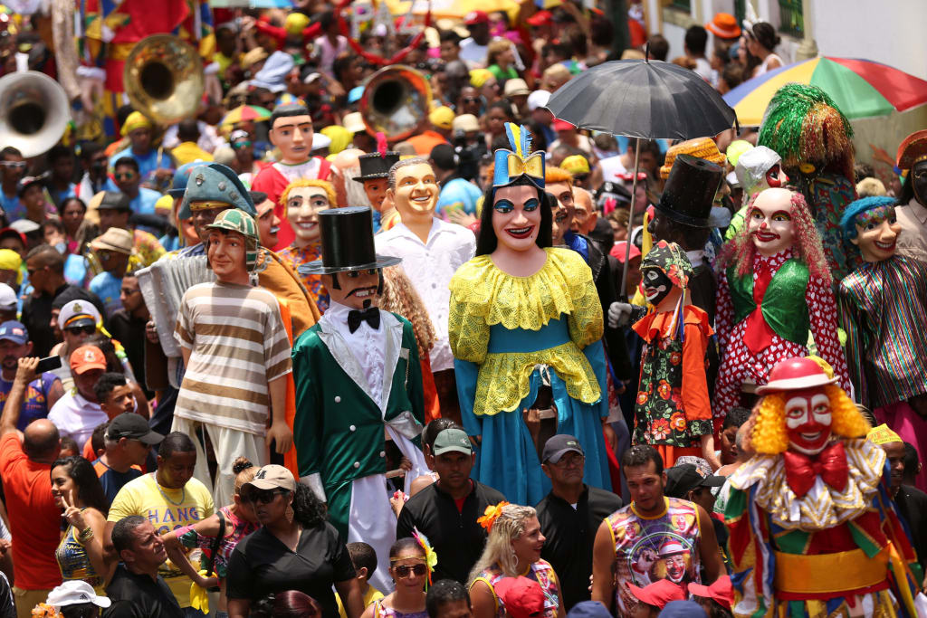 Festa de Recife é uma das maiores festas populares brasileiras