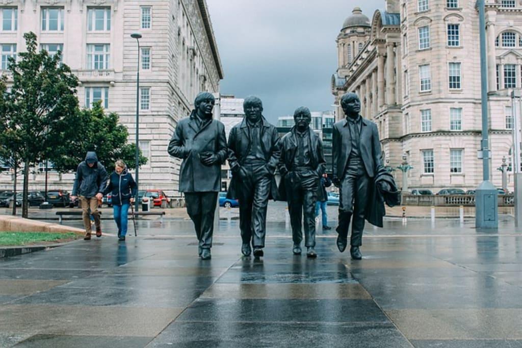 Voluntariado Em Liverpool Minha Experiencia Na Cidade Dos Beatles