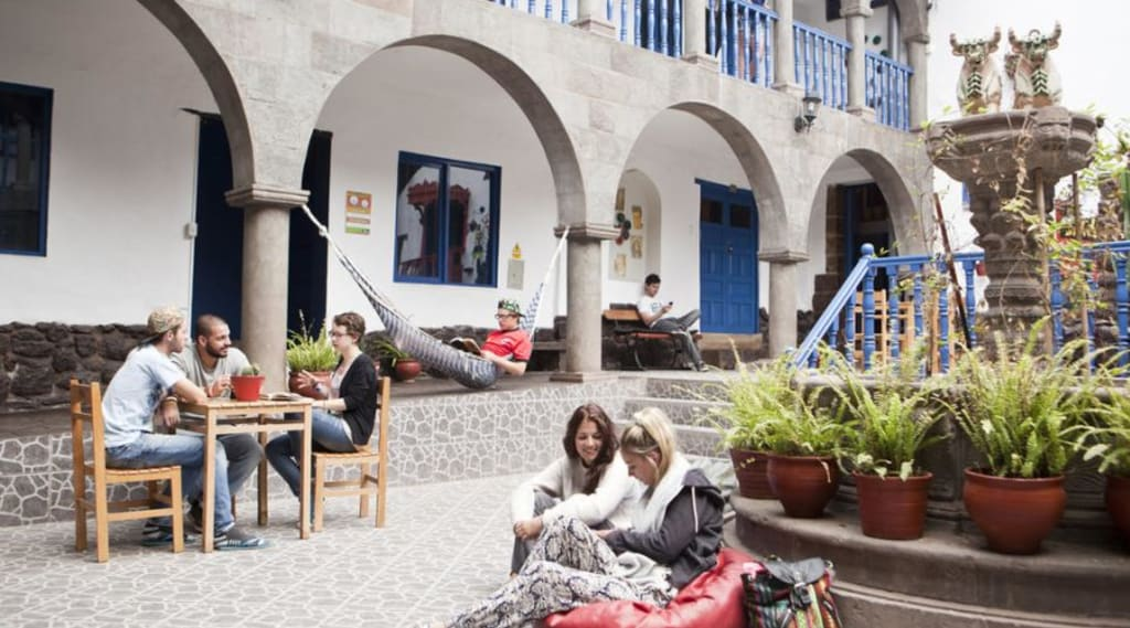 Hostel en Cuzco