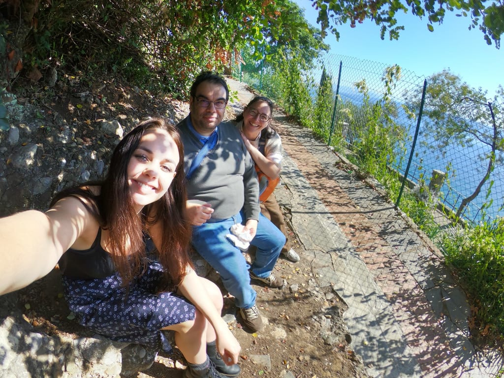 Worldpackers homestay experience in Italy