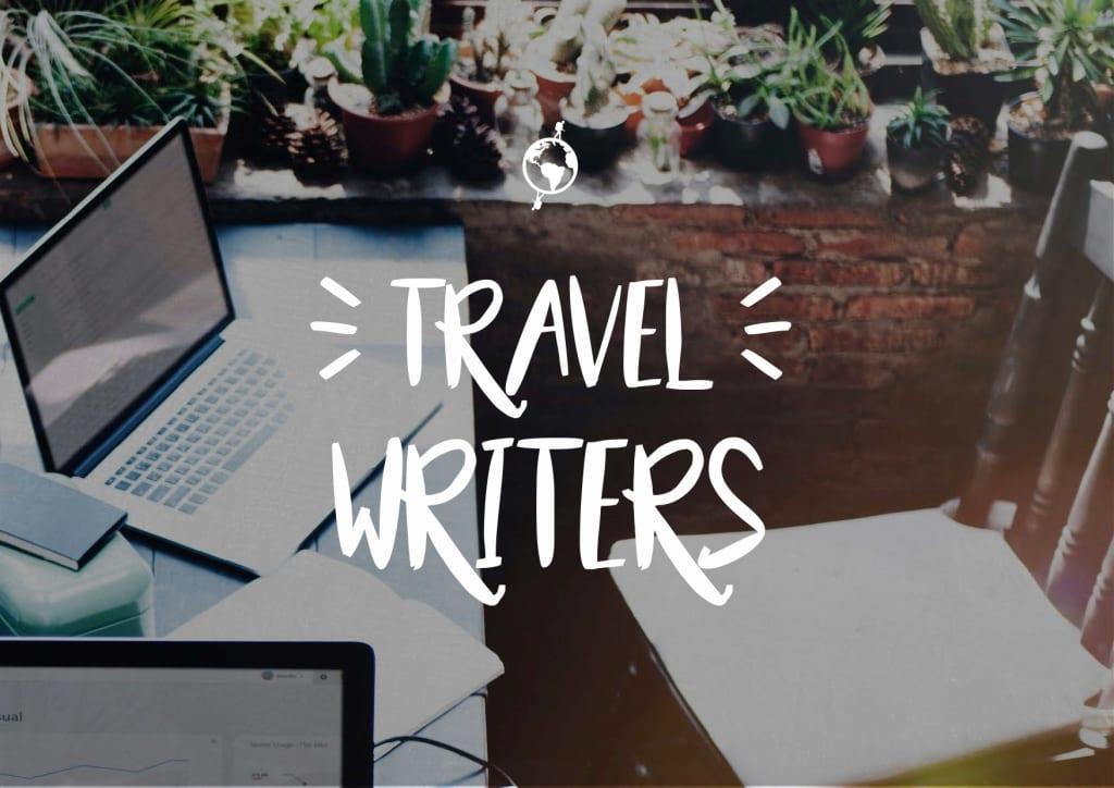 Travel Writers histórias de viagem