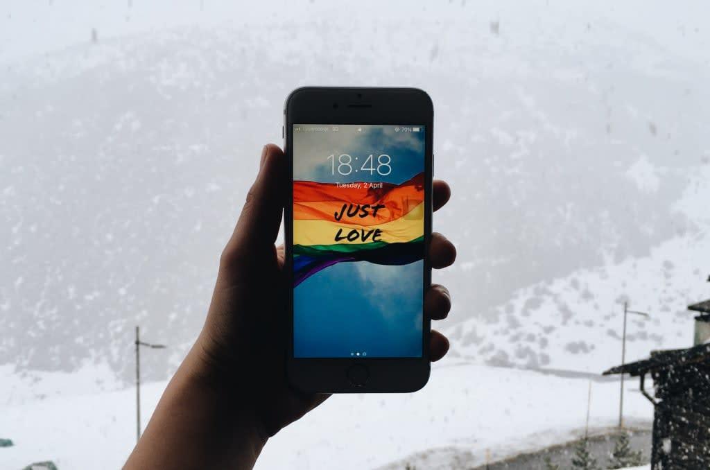 Aplicaciones de viaje LGBT